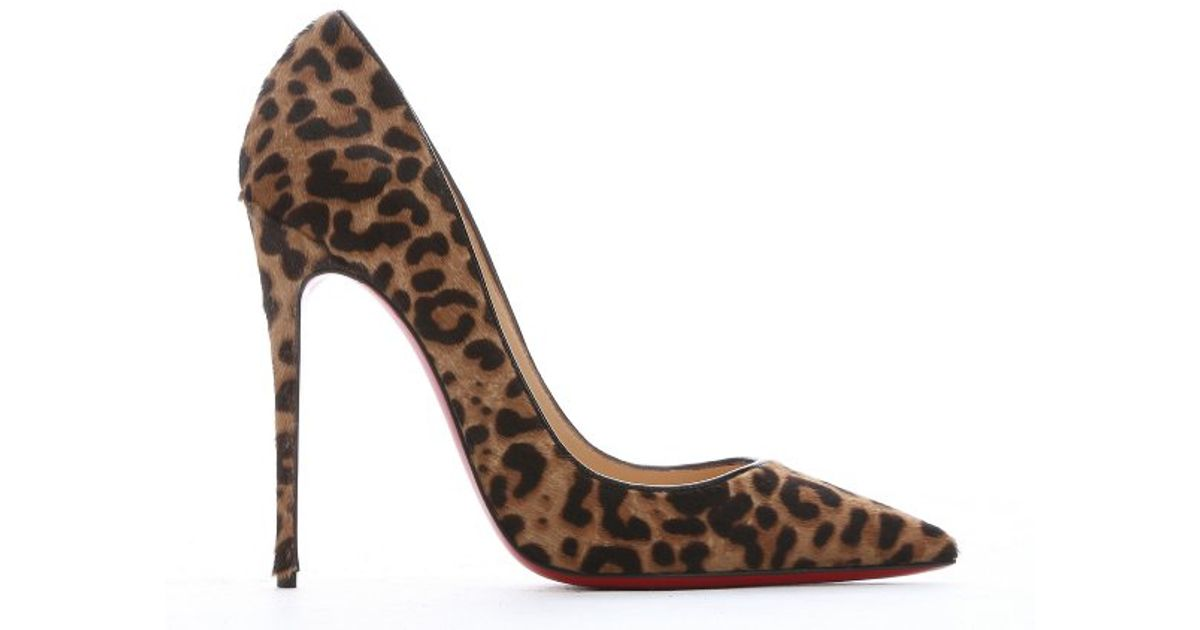 christian louboutin replica shoes - christian louboutin ponyhair loafer pumps, faux christian ...