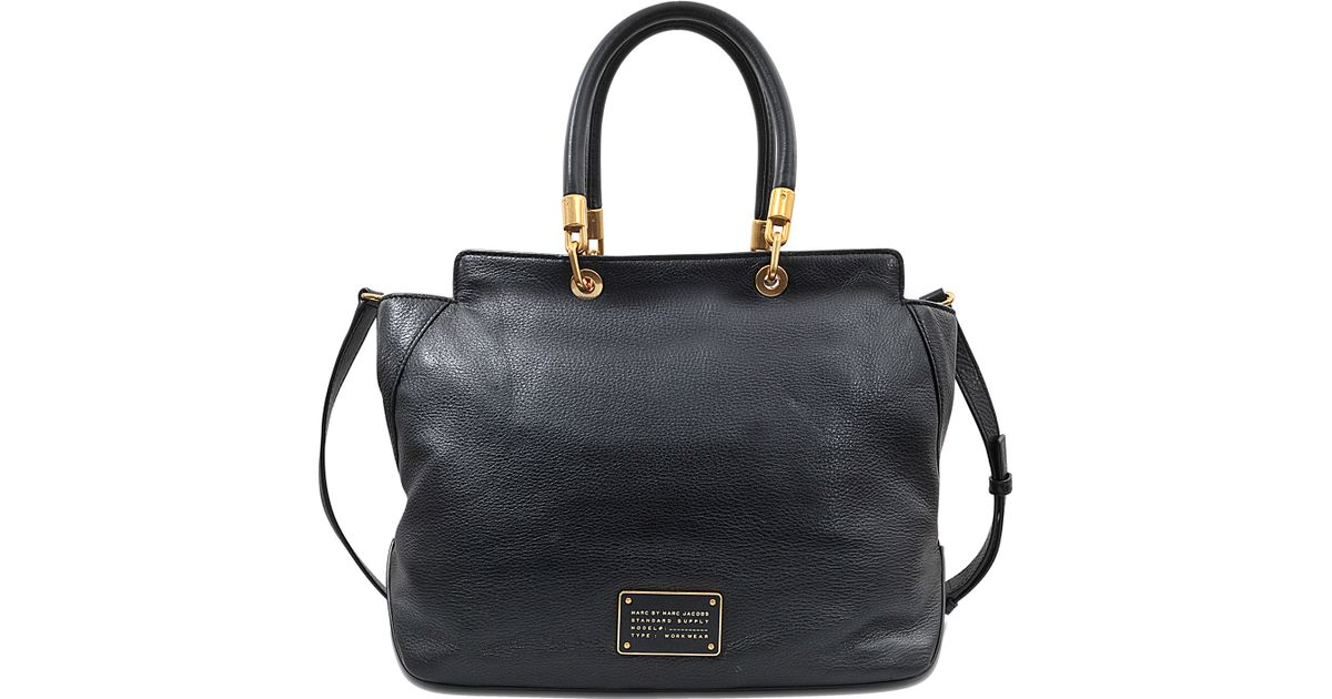 ef50afc4f39d Marc By Marc Jacobs New Too Hot To Handle Bentley Bag in Black - Lyst