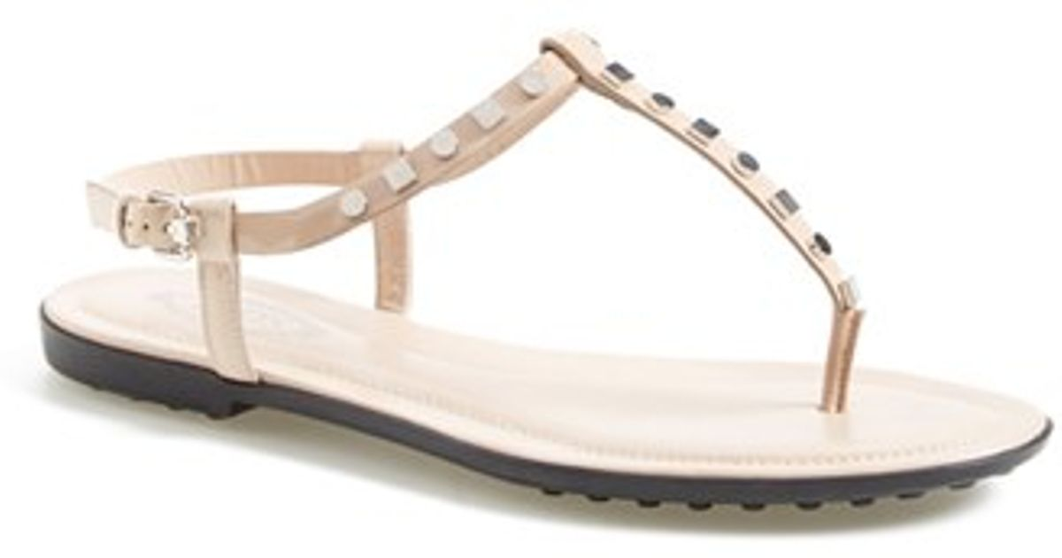 Tod's Studded Patent Leather Sandals best seller cheap the cheapest buy cheap newest cheap Inexpensive iLwAmIn2e