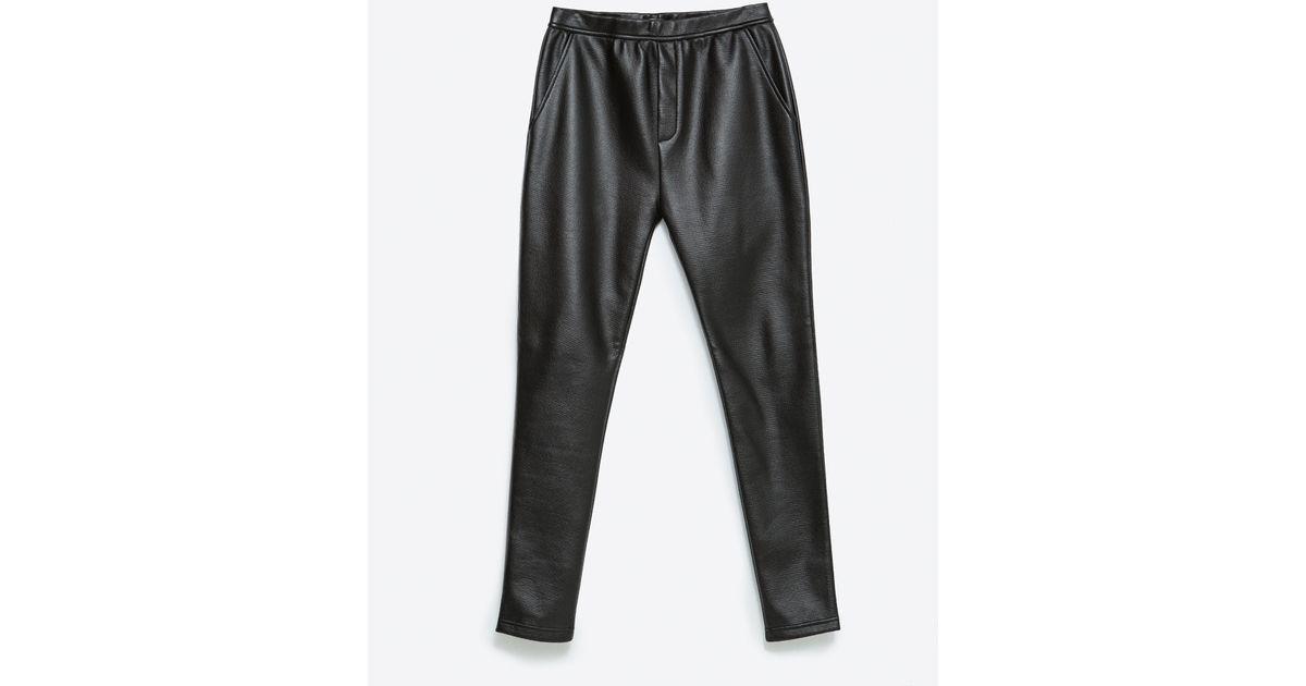 Perfect Women39s Faux Leather Pants Women39s Leather Leggings