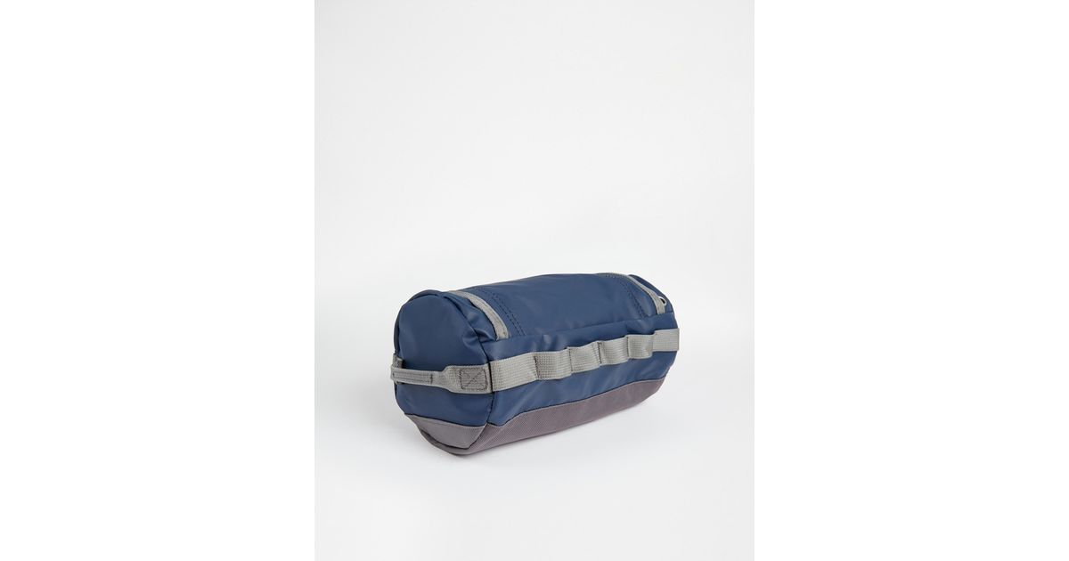 866fb975f7 Lyst - The North Face Base Camp Wash Bag in Blue for Men