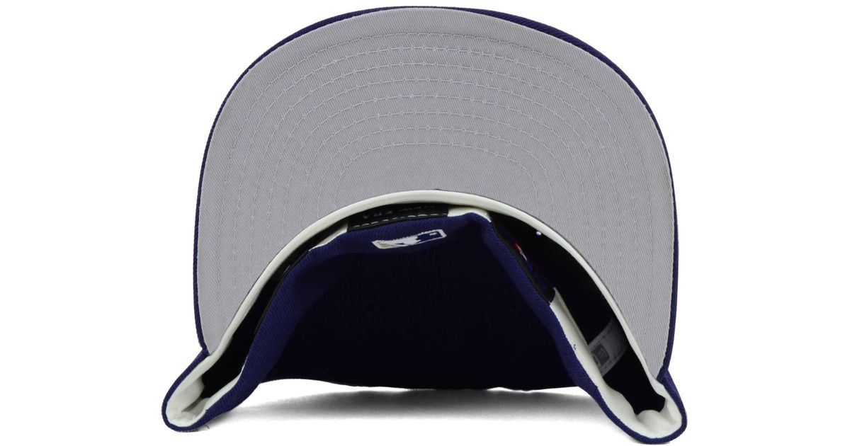 new style 7fa5c e7722 Lyst - KTZ San Diego Padres Wool Classic 59Fifty Cap in Blue for Men