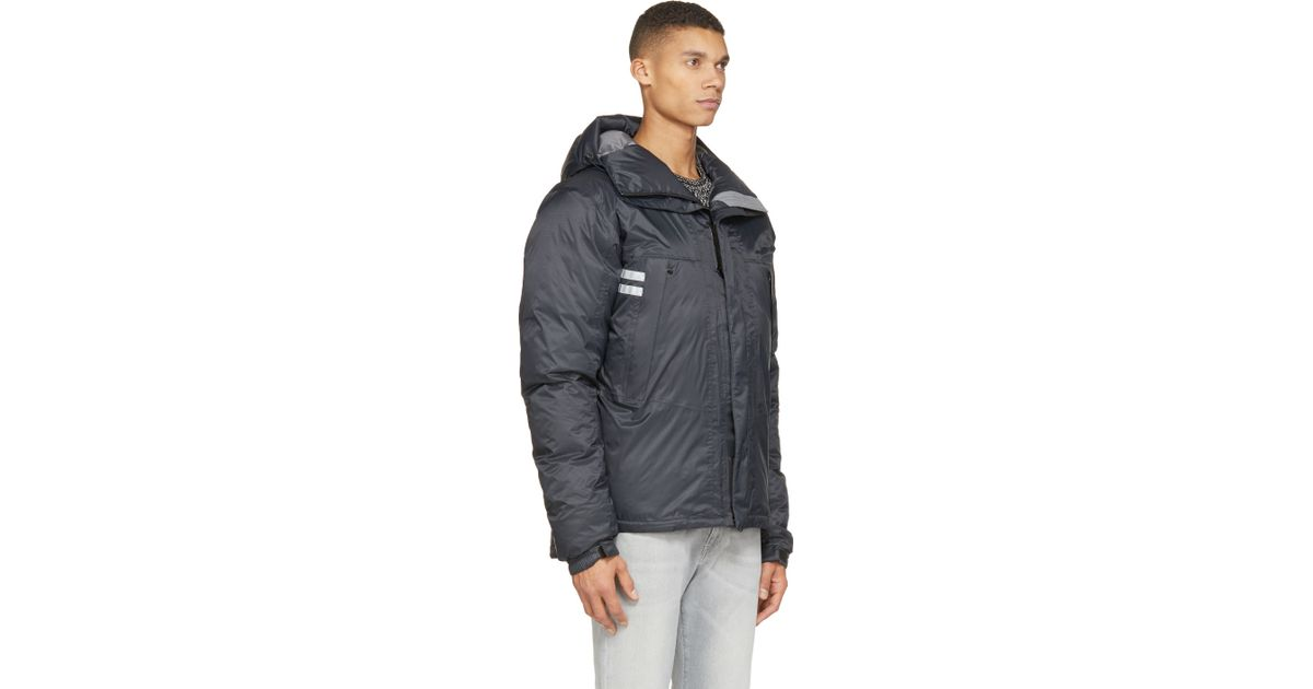 Canada Goose' Woolford Down Jacket - Navy
