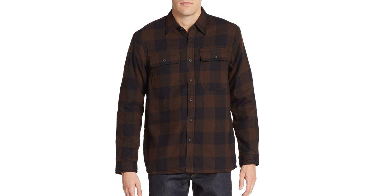 Boston Traders Regular Fit Buffalo Check Cotton Sportshirt
