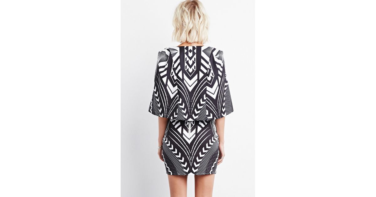 Black and white maxi dress zuma