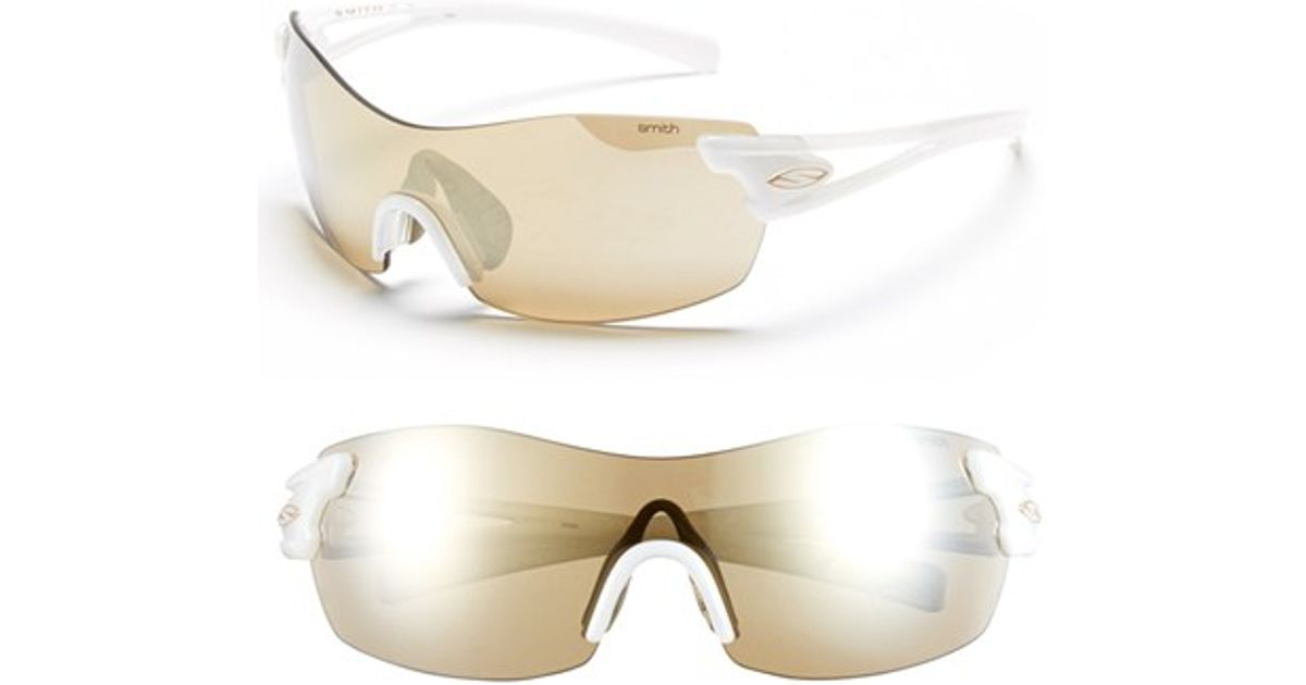 ca4143b38eac7 Lyst - Smith Optics  pivlock(tm) Asana  125mm Sunglasses in Natural