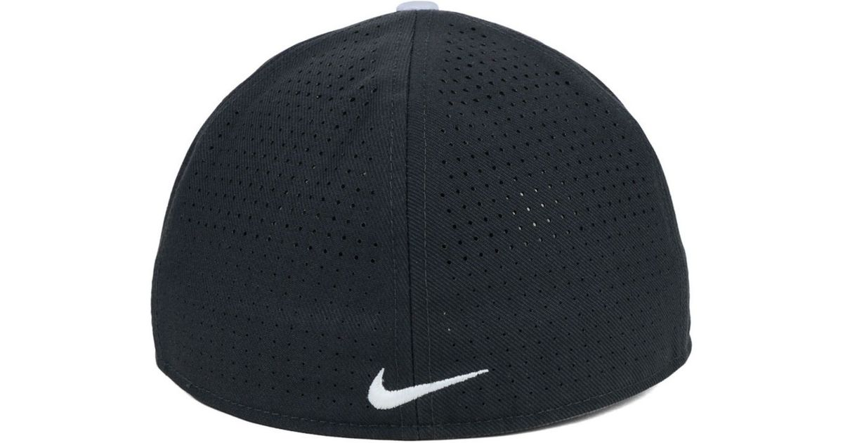 2cad1706c9a ... italy lyst nike dallas cowboys true vapor fitted cap in gray 8e073 94d11