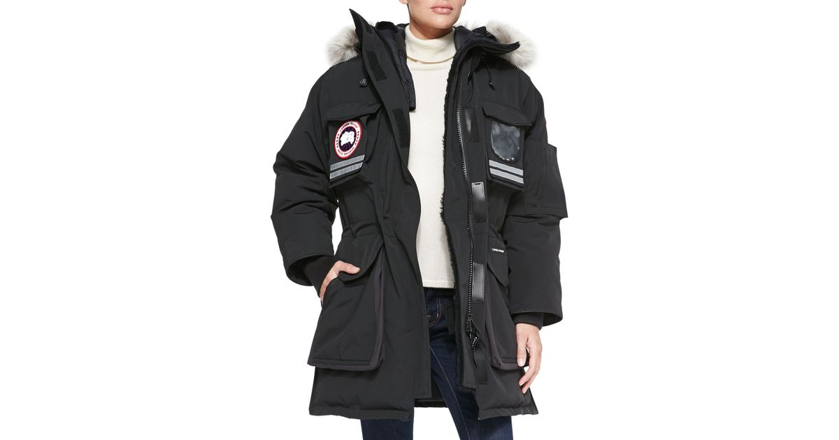Canada Goose trillium parka sale cheap - Canada Goose Snow Mantra Jacket - Men's Small - Black