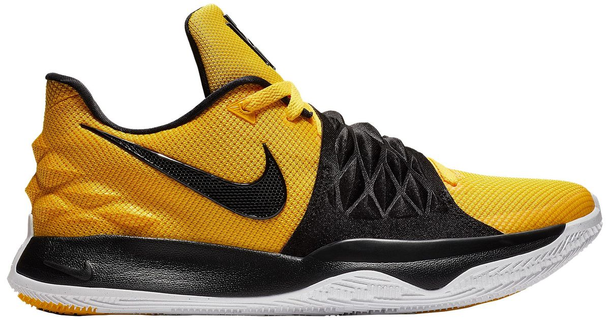 wholesale dealer 2f012 285ce Nike - Black Kyrie Irving Kyrie 4 Low for Men - Lyst
