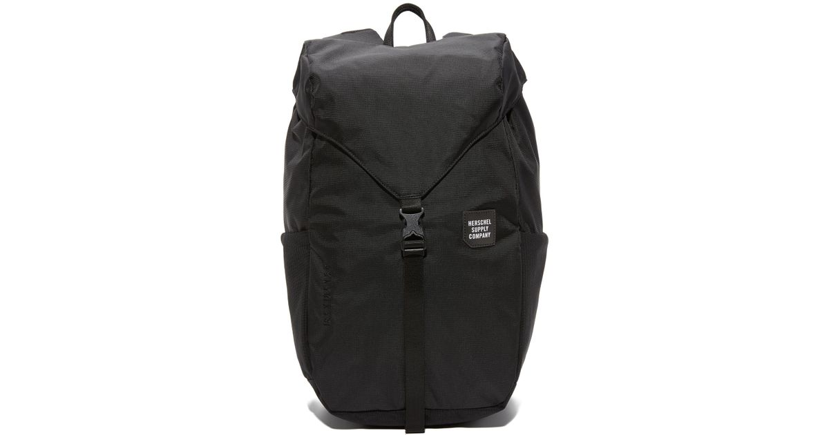 4f81b5fbb86 Lyst - Herschel Supply Co. Barlow Medium Trail Backpack in Black for Men