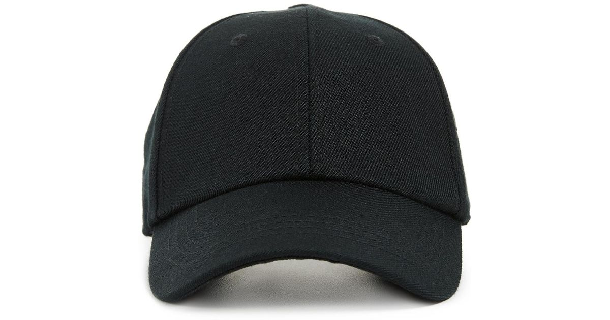 3337dce0bf Lyst - Reigning Champ Baseball Hat in Black for Men
