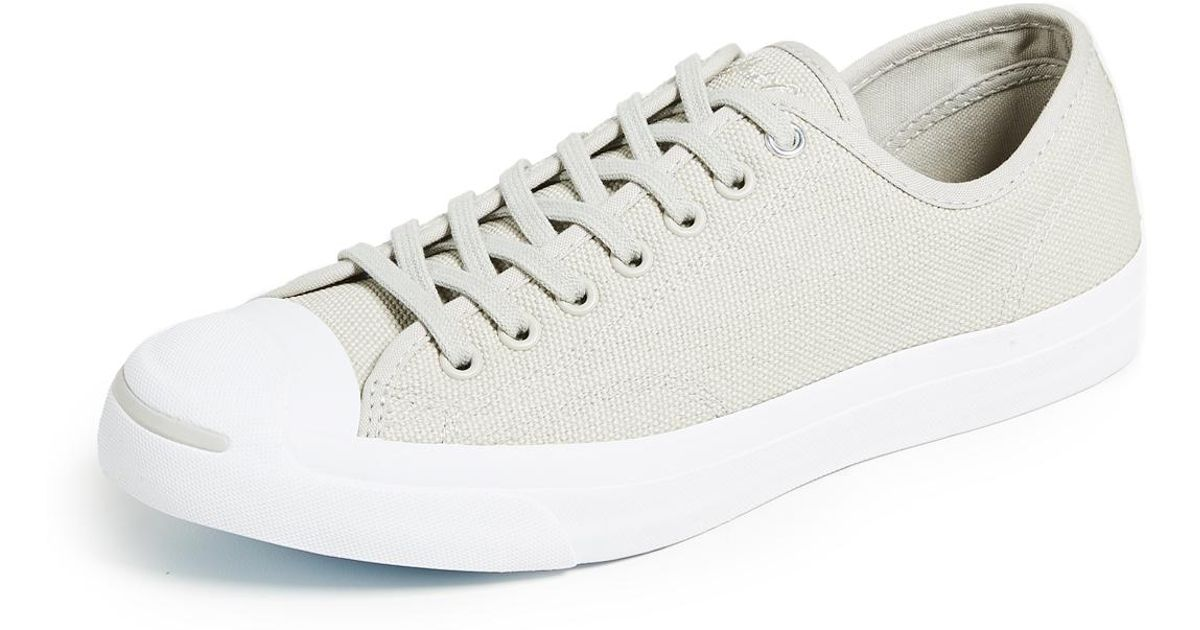 d05b480aa44ad3 Lyst - Converse Jack Purcell Jack Sneakers in Gray for Men