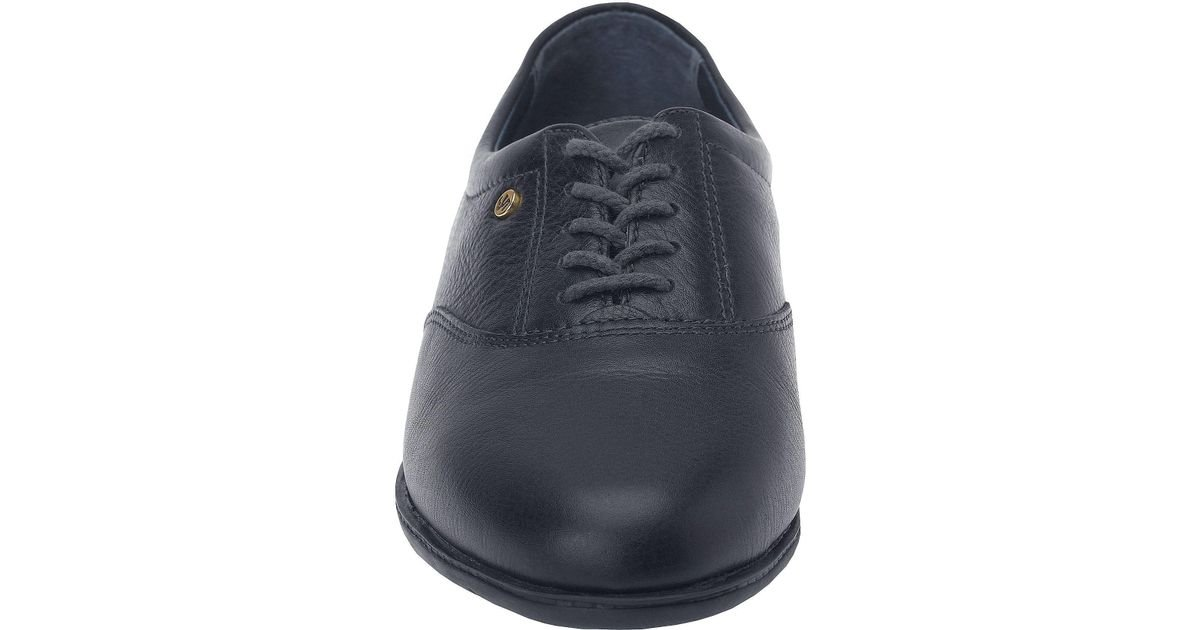 571f9a0949 Lyst - Easy Spirit Motion Leather Oxfords in Blue for Men