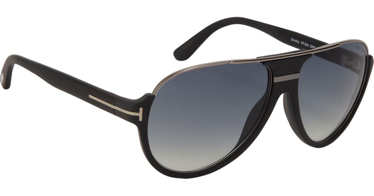 Tom Ford Dimitry Sunglasses In Black For Men Lyst