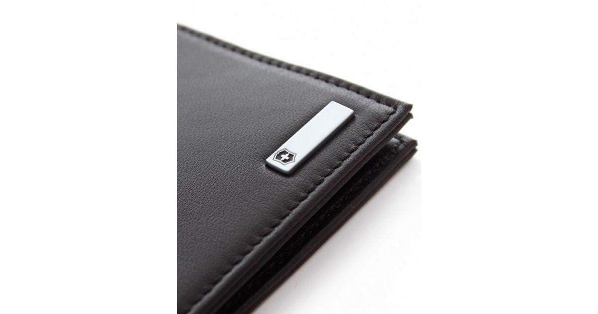 Lyst - Victorinox Antwerp Card Holder in Black for Men