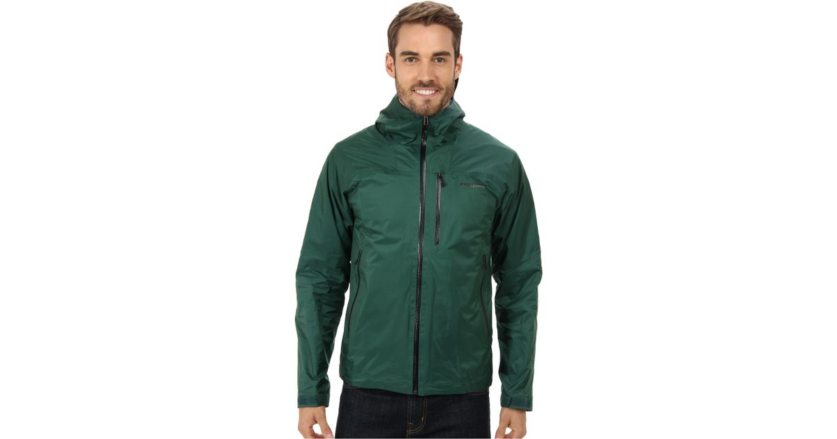 Lyst - Patagonia Insulated Torrentshell Jacket in Green ...
