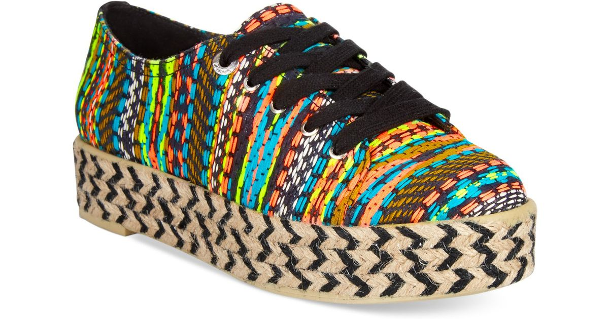 c628571ca1a547 Lyst - Circus by Sam Edelman Brandon Espadrille Sneakers