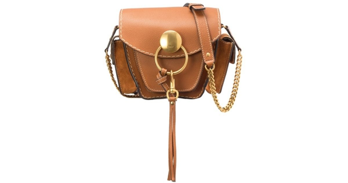 chloe jodie small camera bag