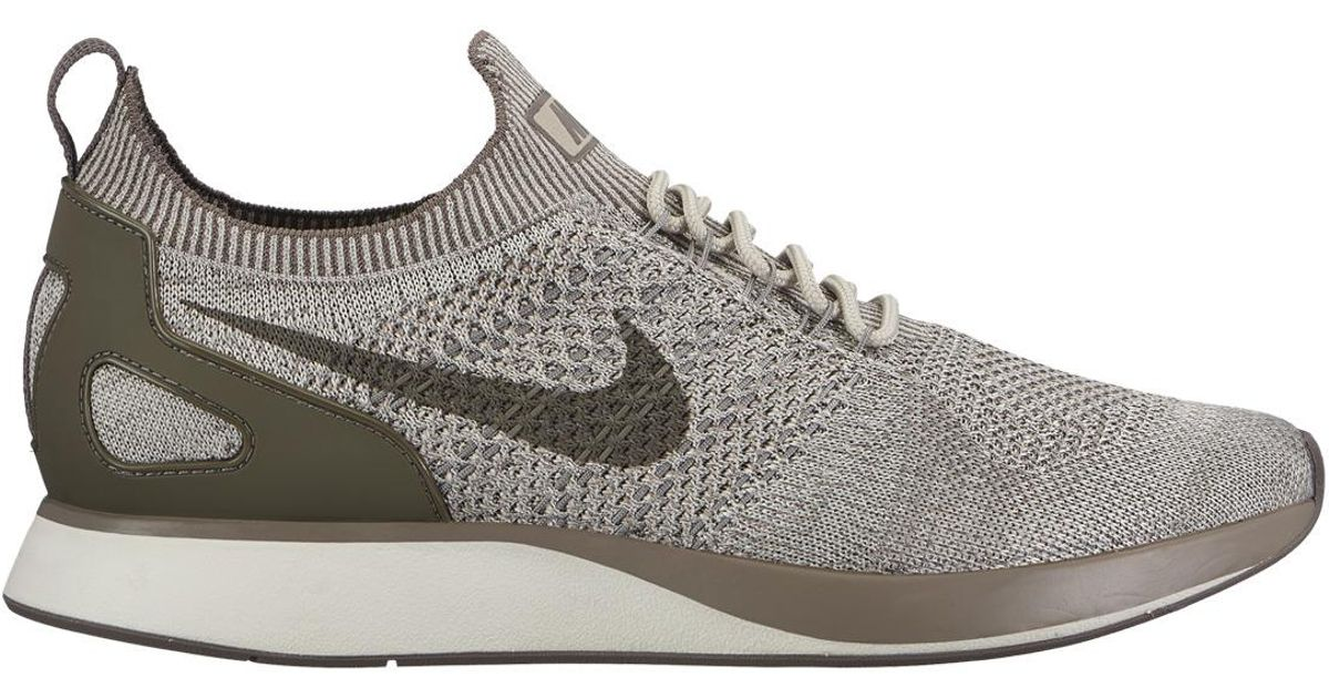 7010544b2702 Lyst - Nike Air Zoom Mariah Flyknit Racer Casual Trainers in Gray for Men
