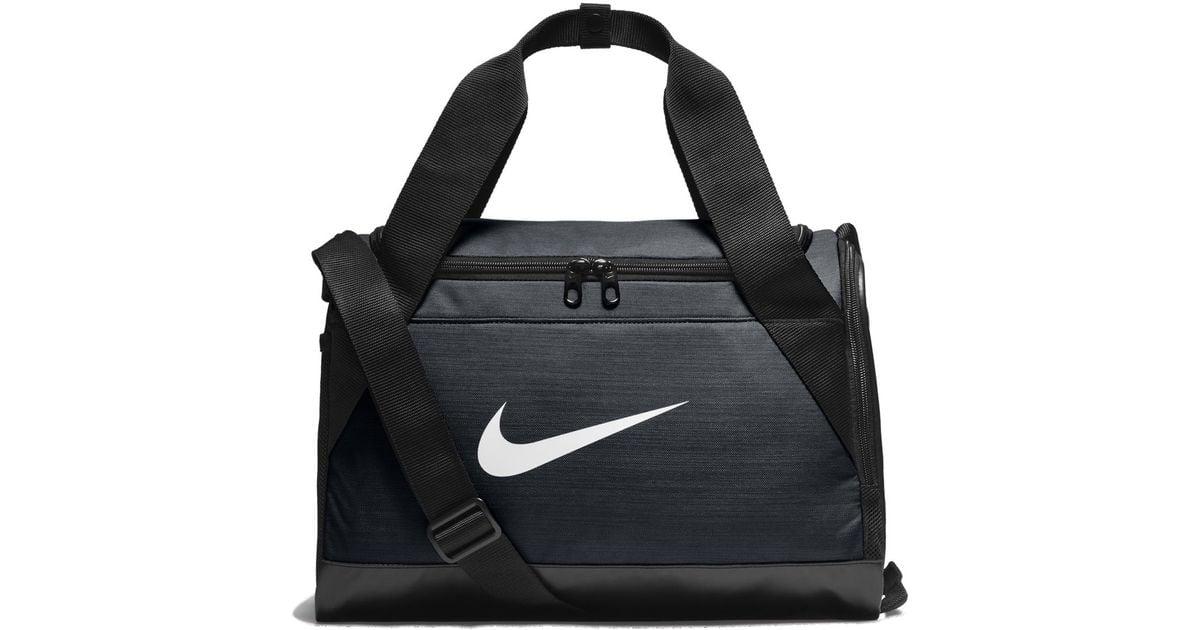 ff50bac15773 Lyst - Nike Brasilia Xs Sports Bag in Black for Men