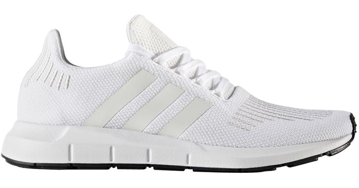 huge selection of be66a a3e7b Lyst - Adidas originals Swift Run Casual Trainers in White .