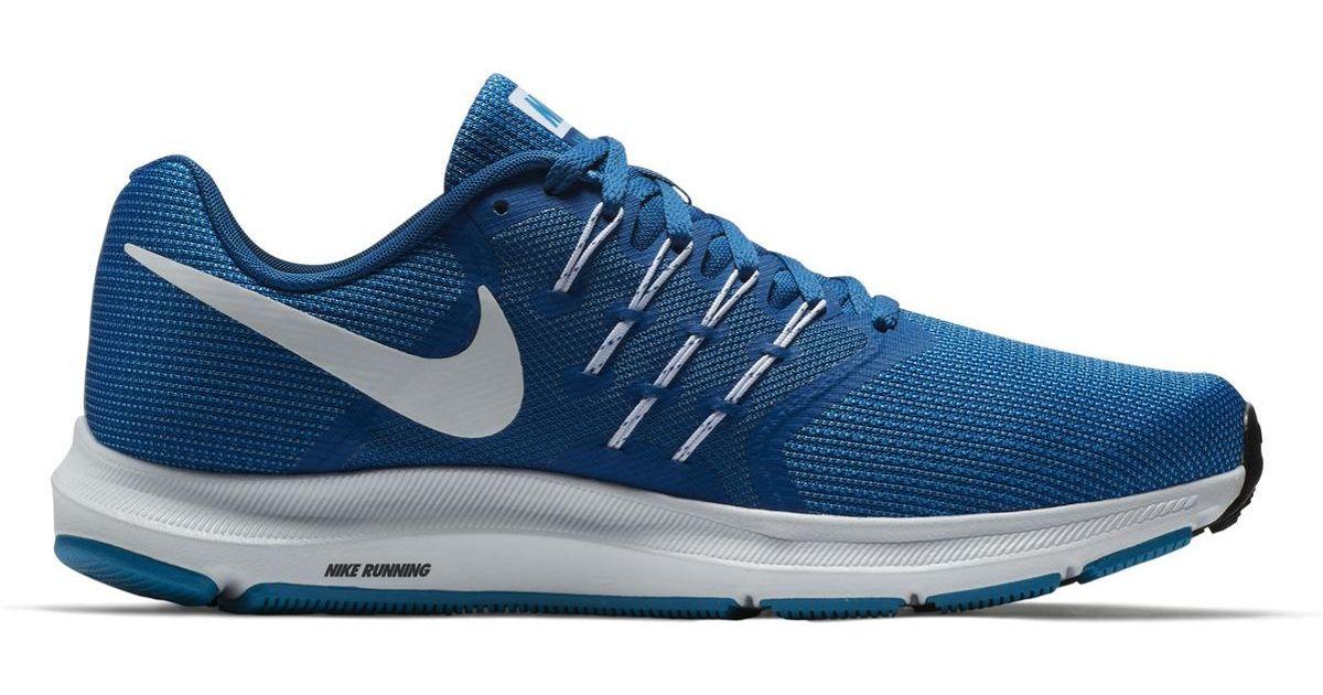 Nike Run Swift Running Shoes in Blue for Men - Lyst a1a9de132584