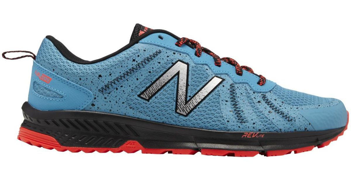 new concept deac0 c2421 New Balance 590 V4 Trail Running Shoes in Blue for Men - Lyst