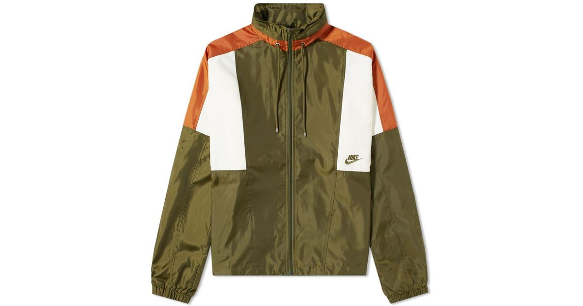 81264adbe5 ... best deals on 8b8c1 5850e Jacket Jacket Jacket For Issue Woven Wind Nike  In Re Lyst ...