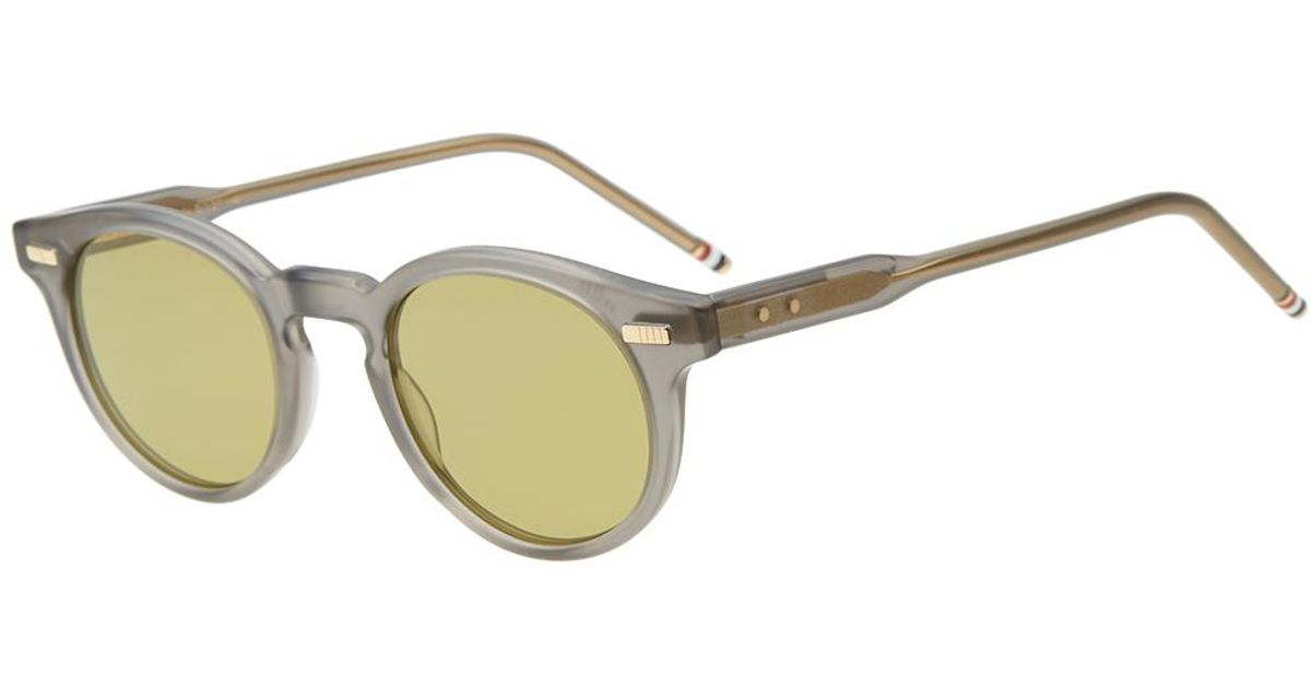 152fdc833d5 Thom Browne Tb-404 Sunglasses in Gray - Lyst