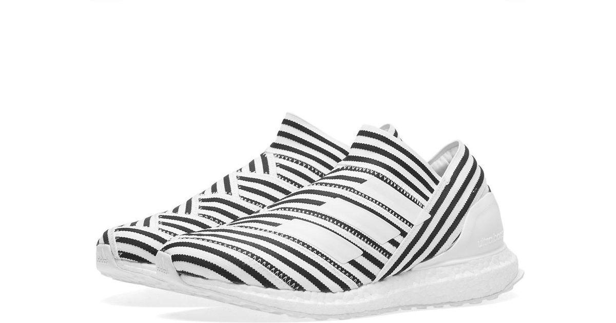 f1aba4ff0716 adidas Originals Nemeziz Tango 17+ 360 Agility in White for Men - Lyst