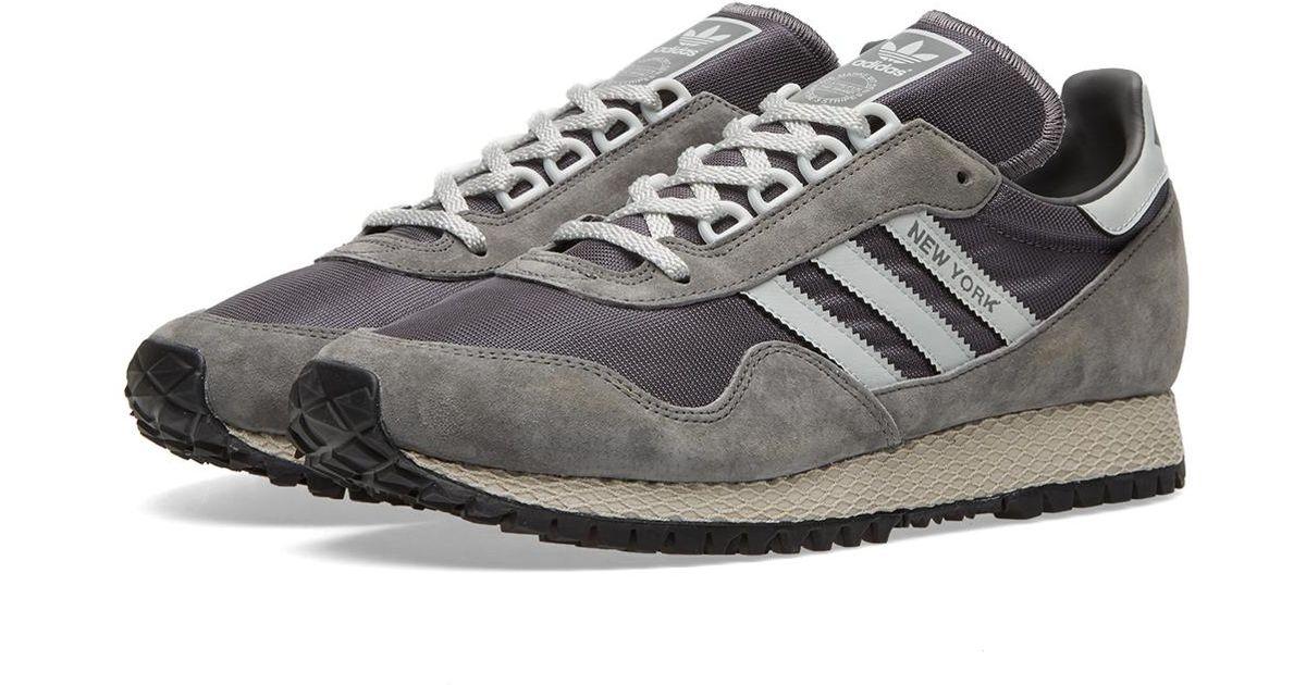 wholesale dealer 76b8a 179da Lyst - adidas New York Og in Gray for Men