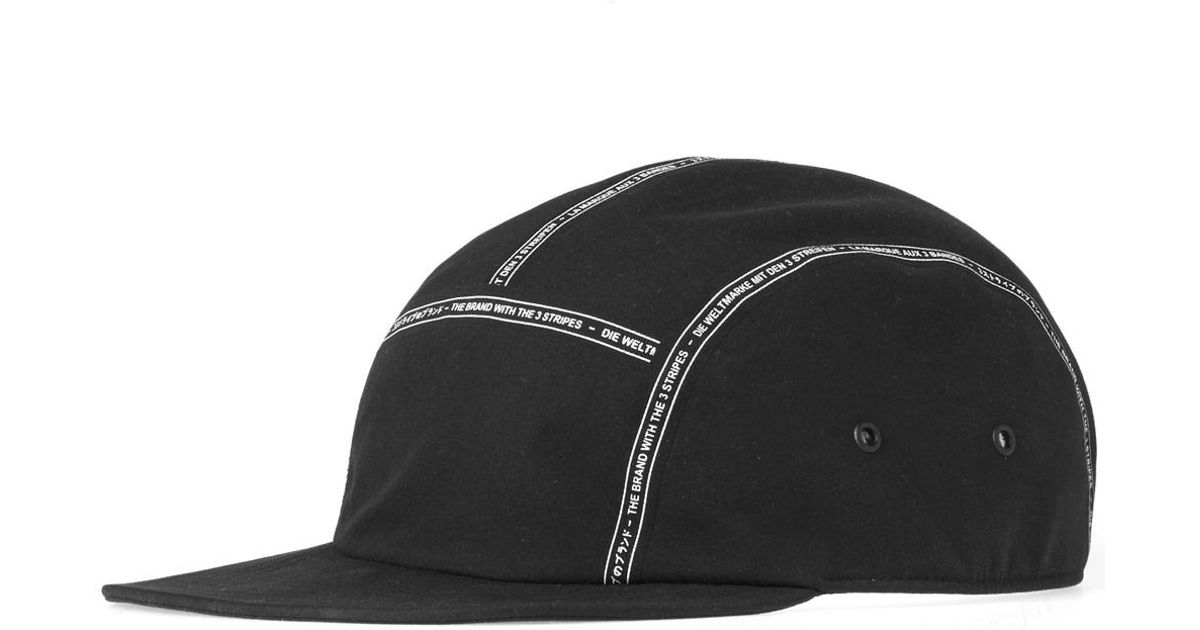 ff7b1db39a2 Lyst - adidas Nmd 5 Panel Cap in Black for Men