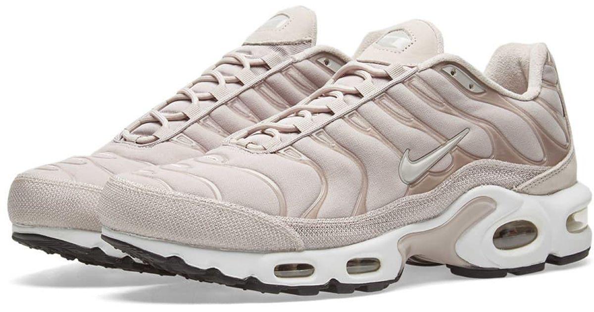 8ac8f3516713 Lyst - Nike Air Max Plus Premium W