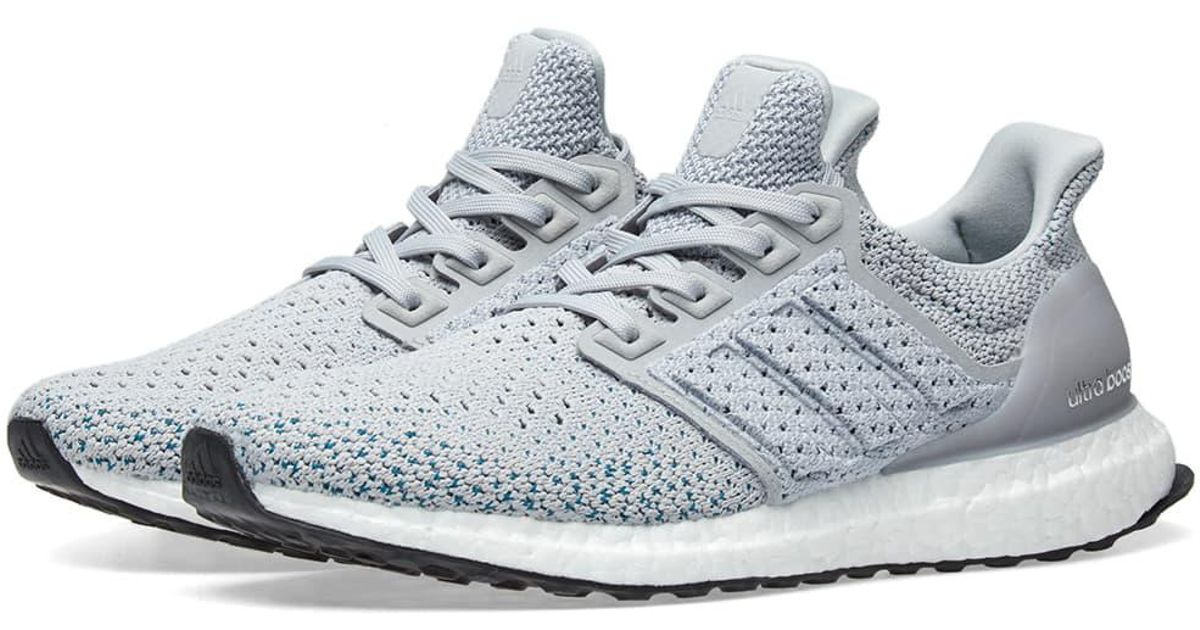 466e66c31d631 adidas Ultra Boost Clima in Gray for Men - Lyst