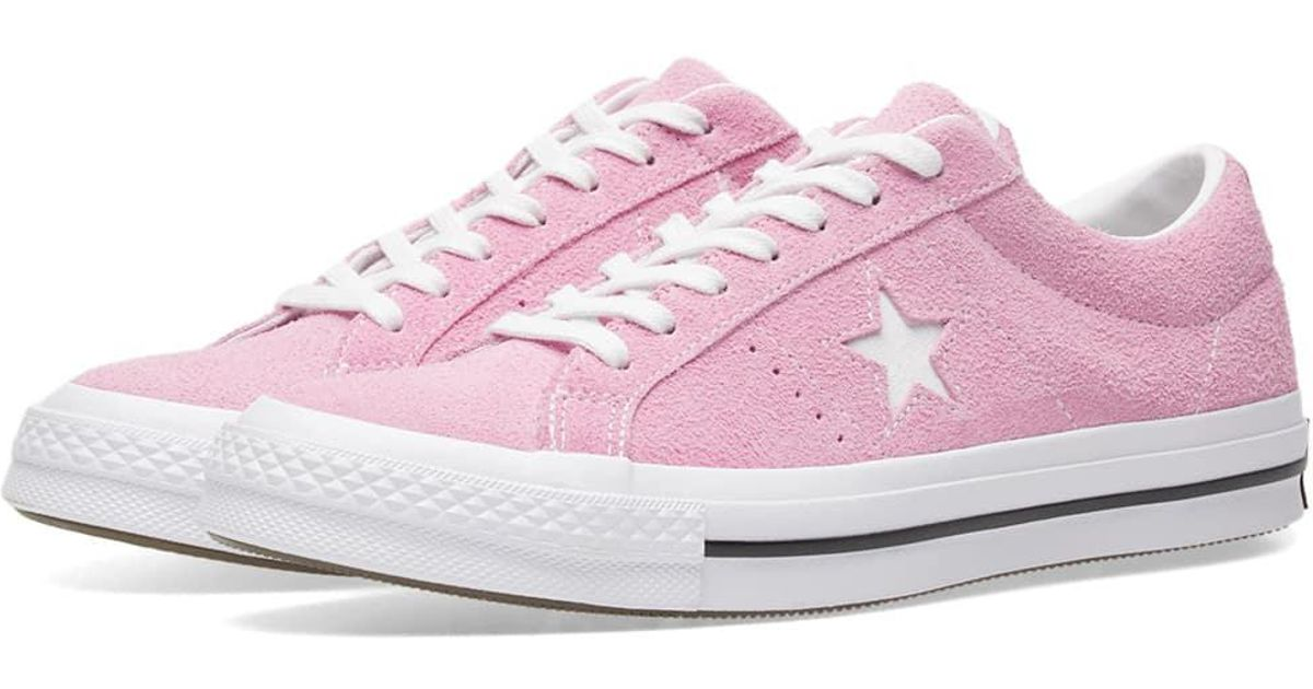776beb235cb Converse One Star Ox Pastel Pack in Pink for Men - Lyst