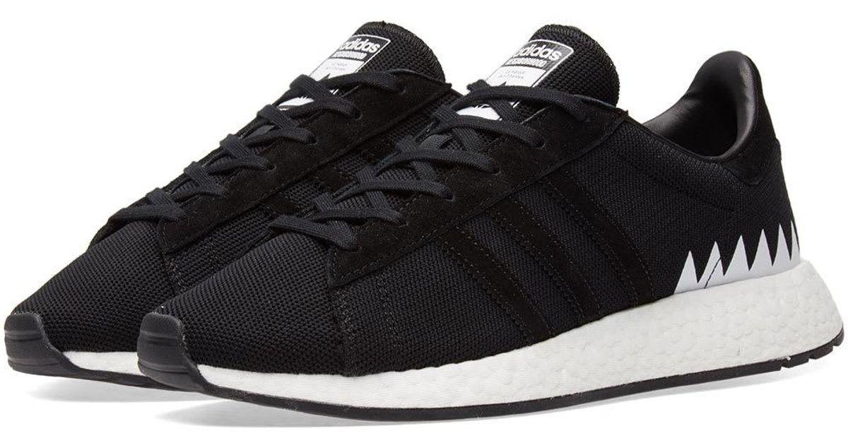 950ad3a1ba Lyst - adidas Originals Adidas X Nbhd Chop Shop in Black for Men