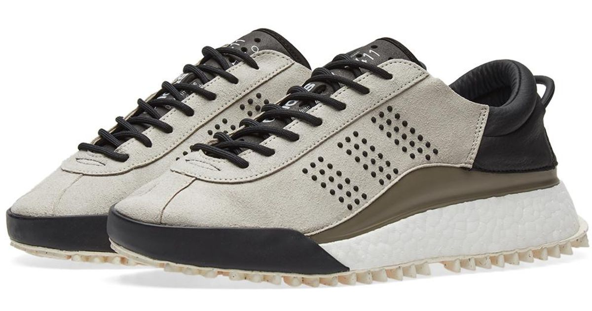 on sale fee8c 2f364 Lyst - Alexander Wang Adidas Originals By Alexander Wang Hike Low in Gray  for Men