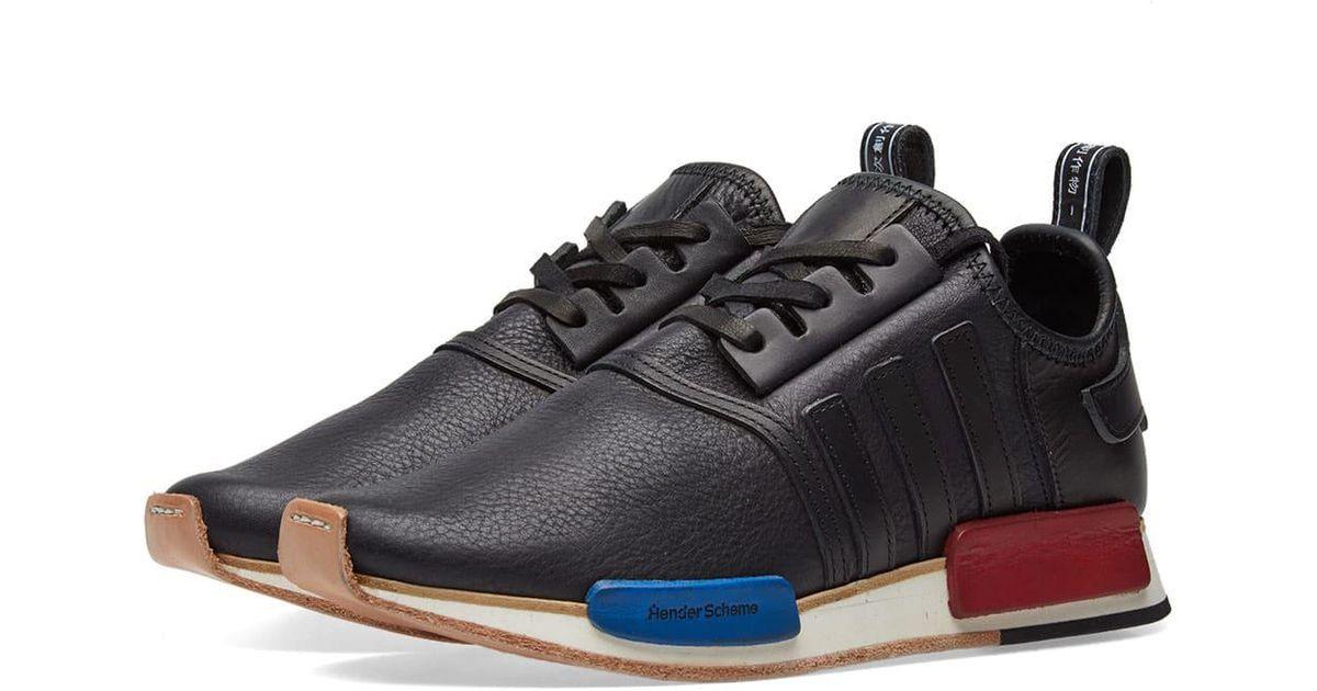 0e76d54de34a2 Lyst - adidas Originals Adidas X Hender Scheme Nmd r1 in Black for Men