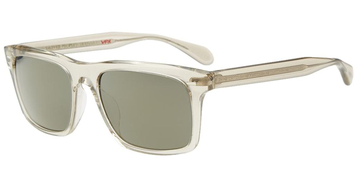 fee560a01f Lyst - Oliver Peoples Brodsky Sunglasses for Men