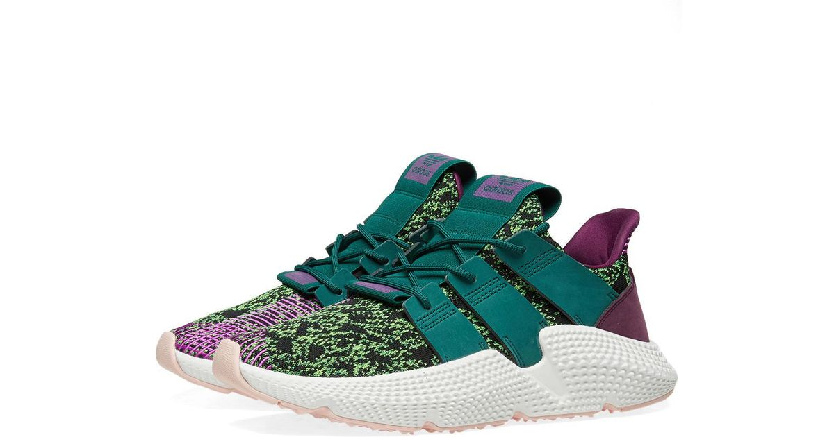 newest 3a590 94547 Lyst - adidas X Dragon Ball Z Prophere cell in Green for Men