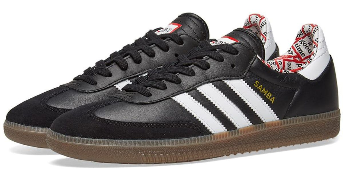 078836f46c00 Have A Good Time Adidas Samba   Lyst adidas originals adidas x have a good  time