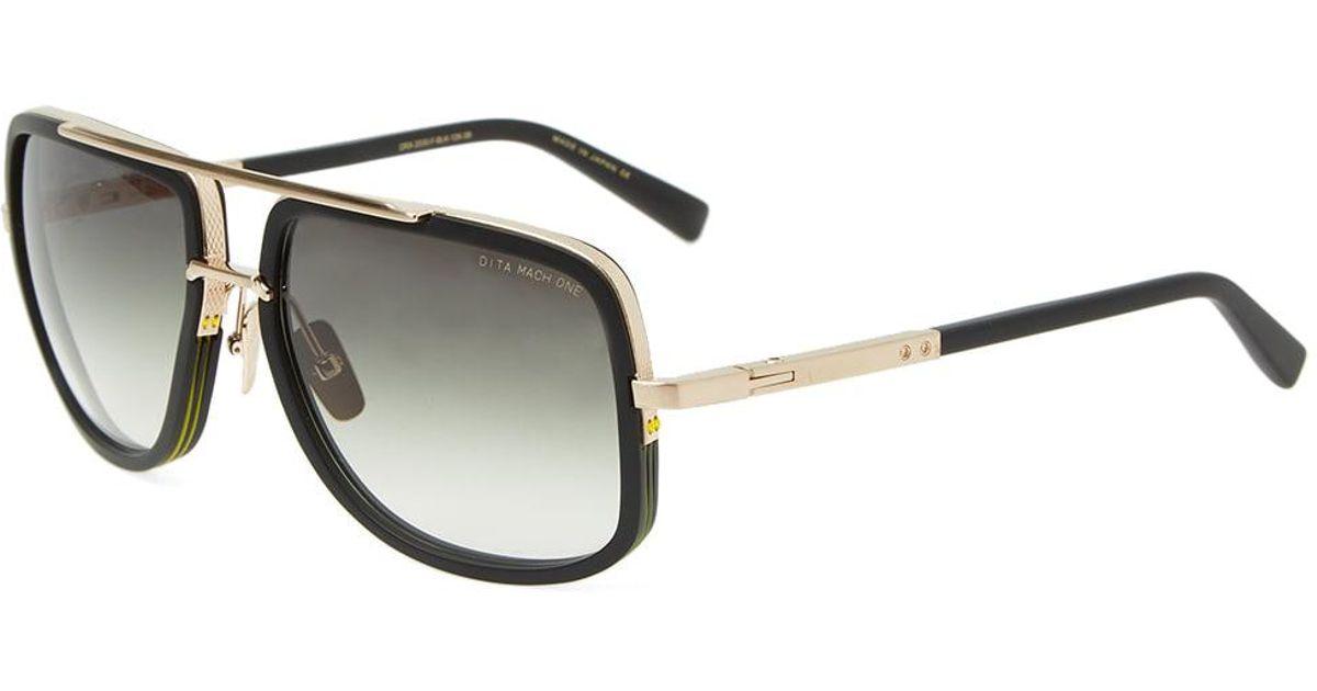 2f2d48f4a4cd Lyst - Dita Mach-one Sunglasses in Black for Men