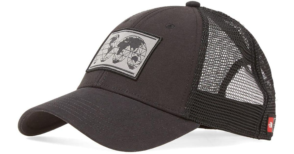 Lyst The North Face Ic Trucker Cap In Black For Men 3256e615fa38