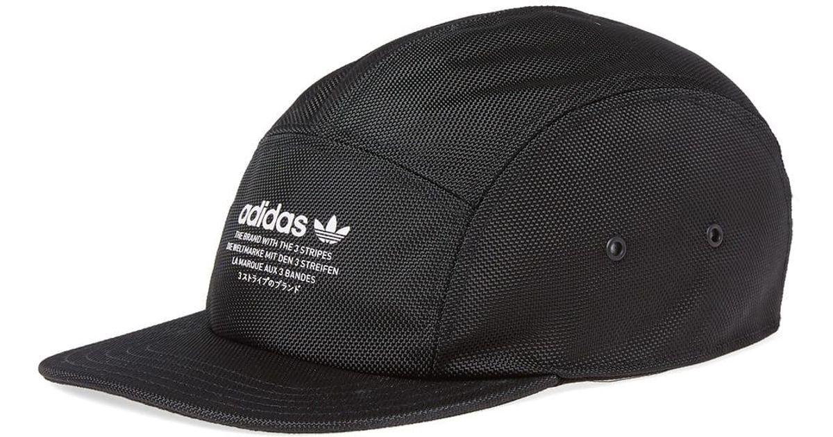 adidas Nmd Running Cap in Black for Men - Lyst fc4c2cb71db