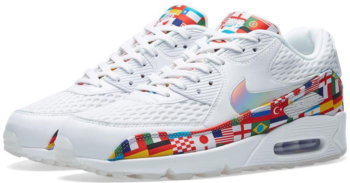 Nike White Air Max 90 Nic for Men Lyst