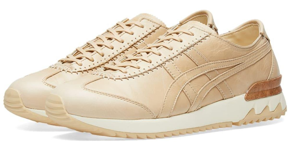 Onitsuka Tiger Tiger MHS Leather Sneakers wK1CQEer