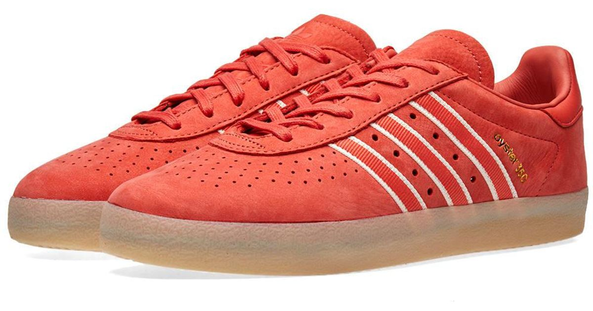 newest 92a47 4ff58 Adidas Originals - Red Adidas X Oyster Holdings 350 for Men - Lyst