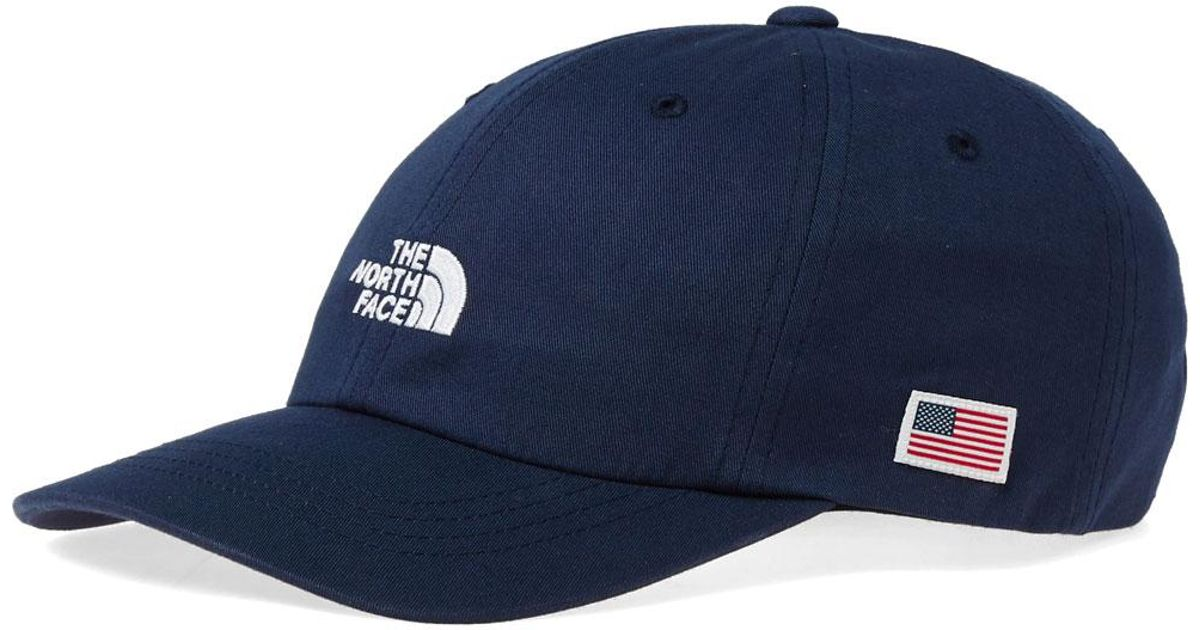 Lyst - The North Face Ic Ball Cap in Blue for Men 0d012eeca72