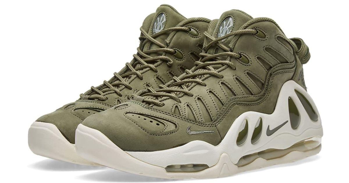 6c72ffa219 ... spain nike air max uptempo 97 in green for men lyst 8dd05 0cf9c