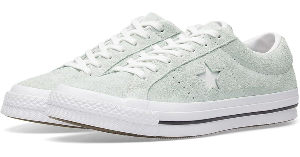 24e18990a58 Converse One Star Ox Pastel Pack in Green for Men - Lyst